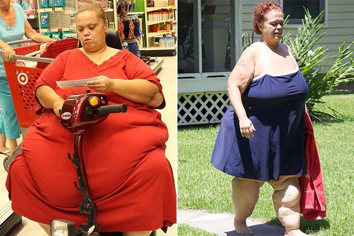 600 lb man loses weight taylor