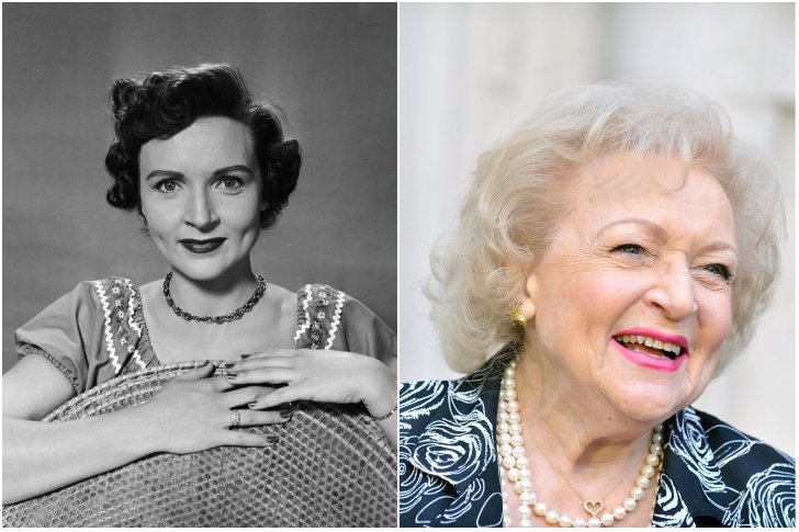 Hollywood Veterans: These Stars From The Golden Ages Are ...