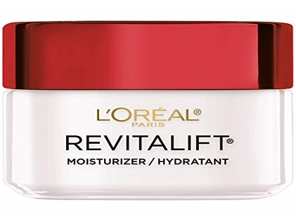 L'Oreal Revitalift Anti-Wrinkle and Firming Face and Neck Moisturizer