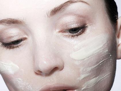 facial cream beauty face