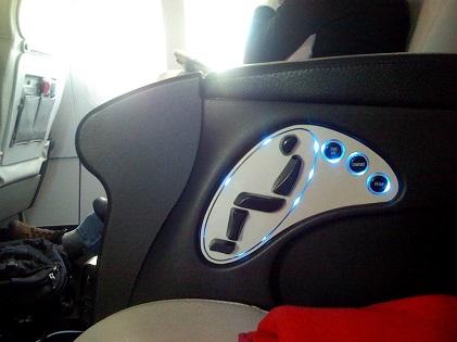massage controls