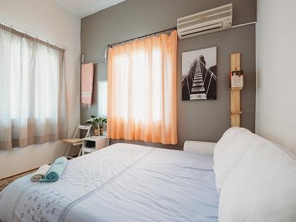 bedroom comfy cool