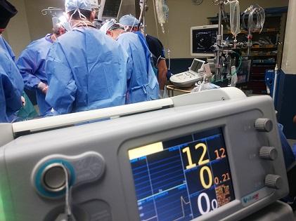 hospital machine surgery operation