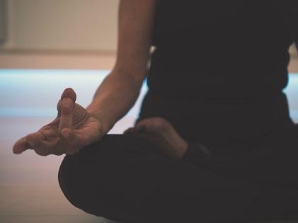meditate center calm